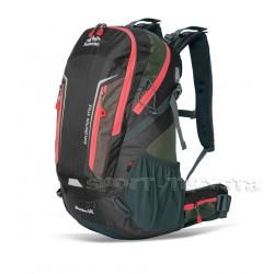 Plecak Turystyczny Trekkingowy z siatką wentylacyjną 40L