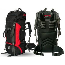 02d10f7793250 Profesionalny Plecak Turystyczny 70L +10L trekkingowy
