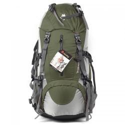 Plecak z siatką dystansującą 50l Malamute