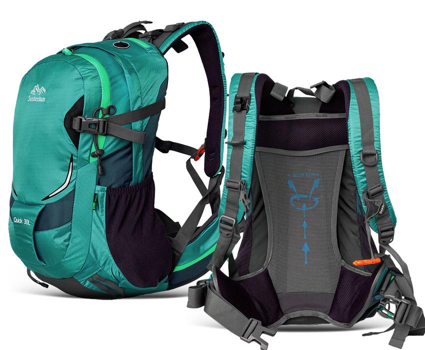 plecak trekkingowy 25L